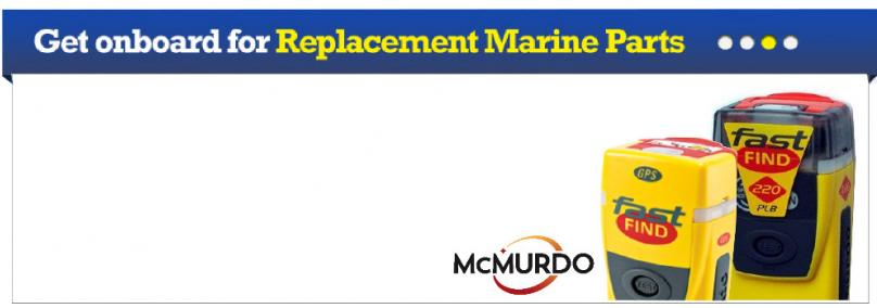 replacement marine parts