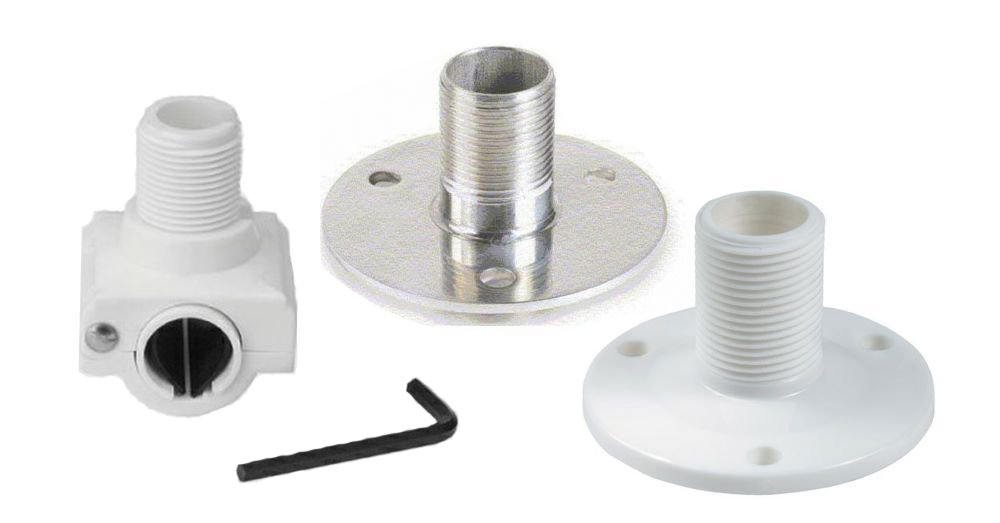 Mounting Options for 2J Antennas