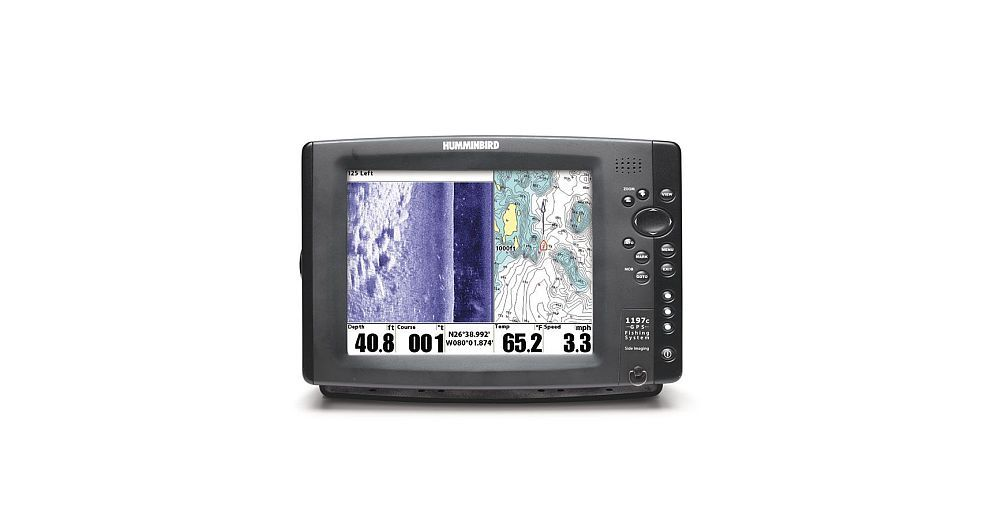 Humminbird 1197c SI Combo Spare Parts & Accessories