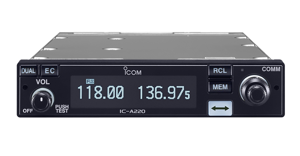Icom IC-A220T Spare Parts
