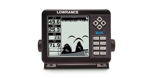 Lowrance X65 Transducers