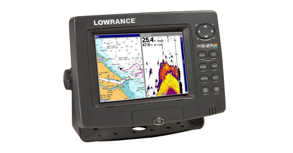 Lowrance Lcx 28c Hd Transducers