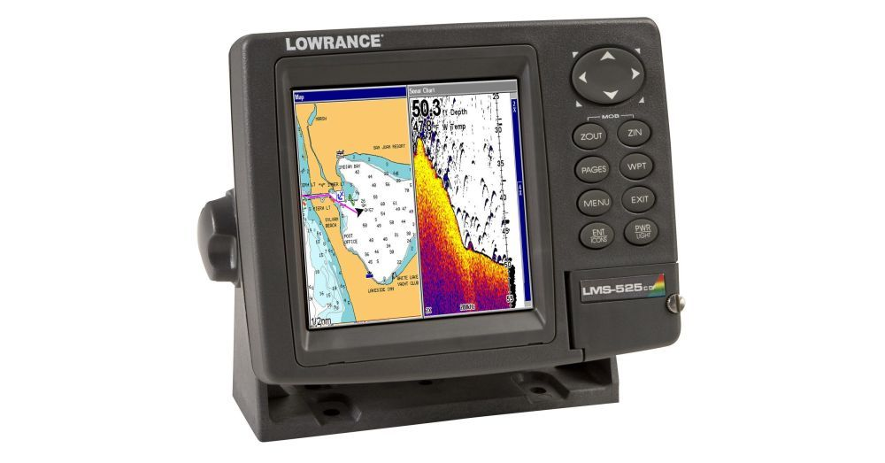 Lowrance Lms 525c Df Transducers